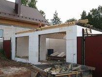 Строительство гаражей под ключ. Саранские строители.