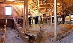 реконструкция зданий в Саранске