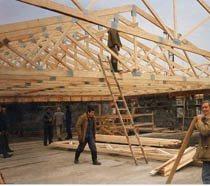 Строительство крыш в Саранске и пригороде