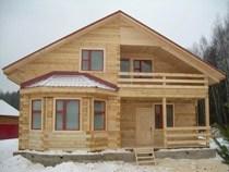 Строительство домов из бруса в Саранске. Нами выполняется строительство домов из бруса, бревен в городе Саранск и пригороде